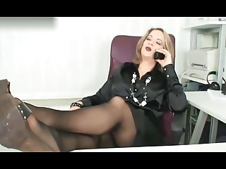 NYLON LADY BOSS