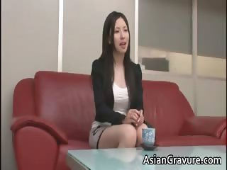 Pretty face oriental rent a girl sucks part5