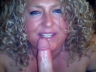 BJ with sexy eyes