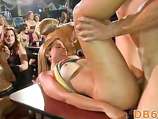 Pierced belly button bitch