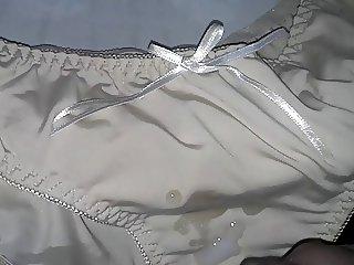 cum on helper 039 s panty