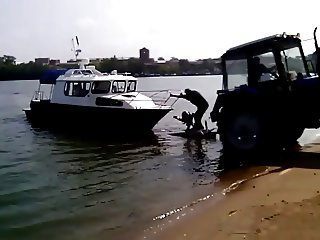 boat trip over sex