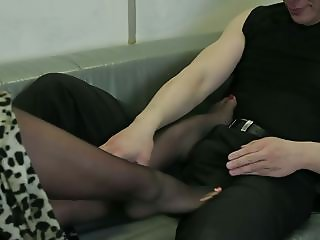 Burst Between My Feet