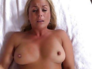 Hot MILF 35y First Porn