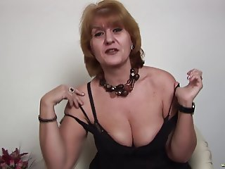 Granny Jennifer 50 years old
