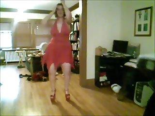 Crazy Bitch Topless Strip