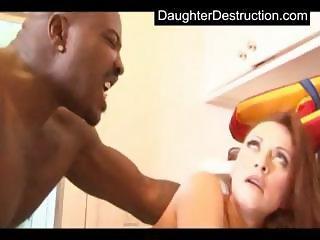Young teen destruction