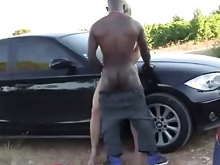 french wife ir outdoor