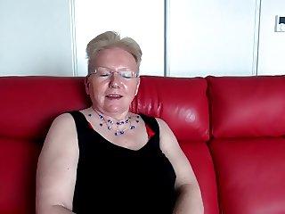 Frenche granny Colombe