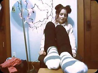 Smelly Teen Socks