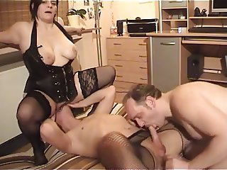 Cuck Sucking