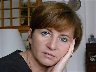 L 039 AMANTE CAPELLI LUNGHI LA COMPAGNA OCCHI AZZURRI