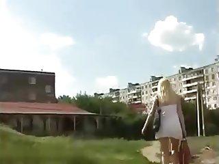 Upskirt Rubia Blonde Upskirt