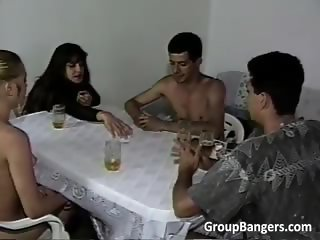 Party of poker becomes hardcore orgy part2
