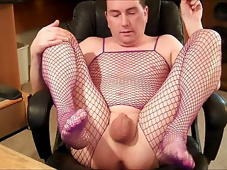 Jeffrey Hewitt Sounding His Tiny Little Dick