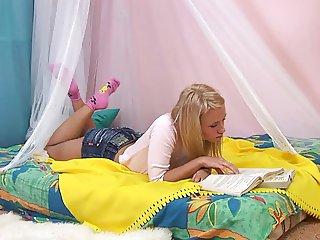 Ania Ilia Pink Socks