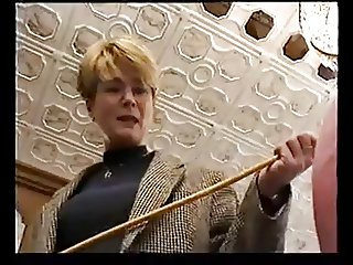 Russian Schoolgirl hard punished by teacher