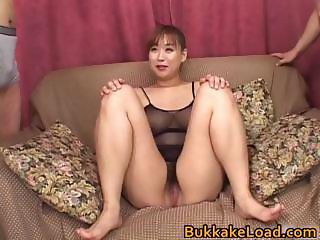 Babe Monami Sakura jerks part1