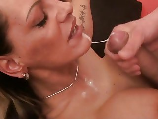 Milf Fuck In The Mouth