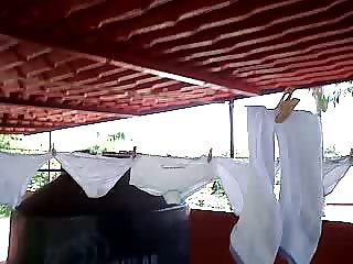 the panties of my neighbor