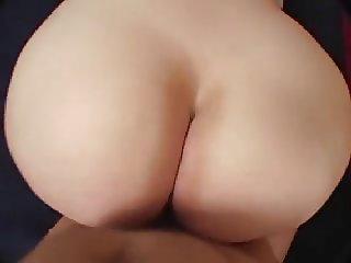 Perfect BBW fat cheeks slammed in doggy position short