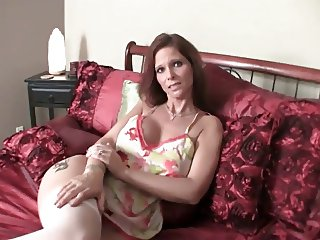 Jerk off for Stepmom JOI