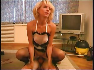 HOT FUCK 10 The Mature Maid getting Used