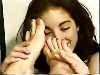 Feet Licking