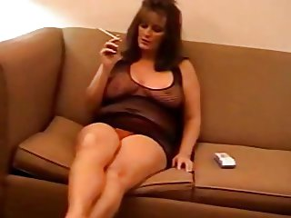 Hot milf smoking sex