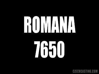 CZECH CASTING ROMANA 7650