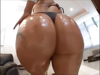 Big Oily Brazilian Booty Derty24
