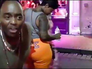 HUGE Black Ass Discovery Ameman