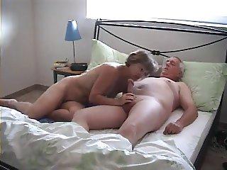 grandparents on hidden cam