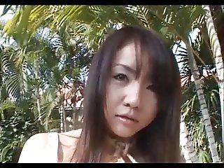 Japanese Doggy Girl