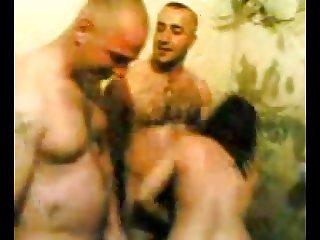 ARAB Threesome