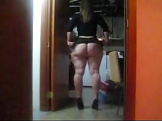 Redhead with big Boobs a huge Ass part 26