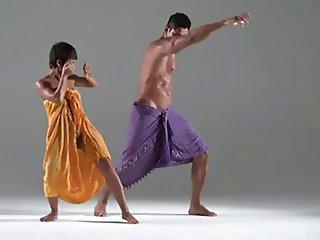 HD LINGAM EROTIC DANCE