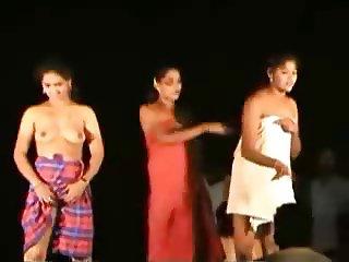 Indian Strip Dancer Girls