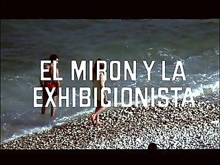 El Miron Y La Exhibicionista 1986 Jess Franco