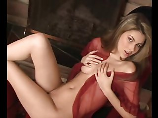 Really Hot Red Sheer