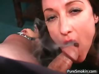 Hot sexy nasty MILF brunette babe gives part5