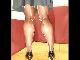 TGirl Soapy Panties 330