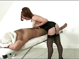 Milked By A Very Sexy Redhead
