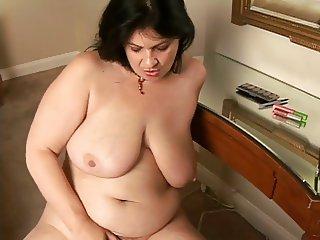 Very sexy saggy milf