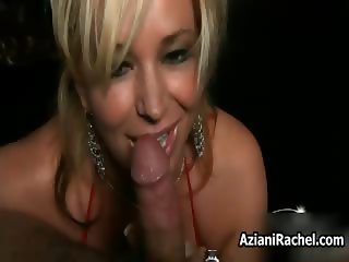 Busty blonde milf goes crazy sucking part4
