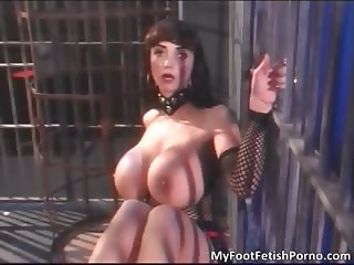 Two awesome hot brunette slut with sexy part2