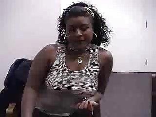Audition 41 23 y.o. Curvy Ebony Girl
