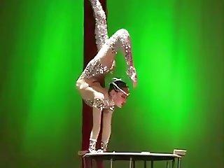 Snake Woman Erotic Dance