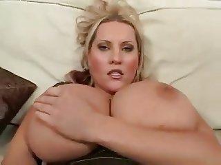 Laura Orsolya huge Hungarian tits