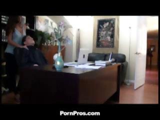 Guy caught fucking his secretary